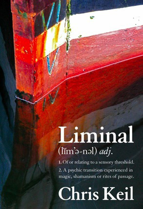 LIMINAL by Chris Keil - Book Cover